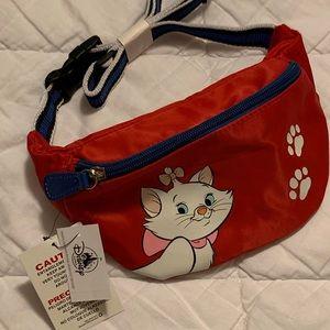 Disney Marie aristocats funny pack waist bag